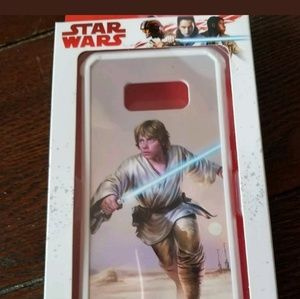 Other - 🎁B1G1 Luke Skywalker Samsung Galaxy S8 Phone Case